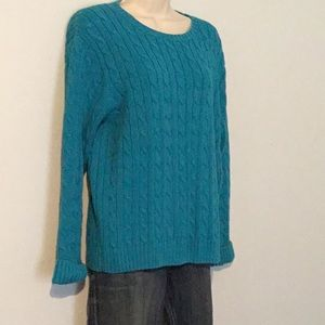 Lilly Pulitzer Sweater Teal